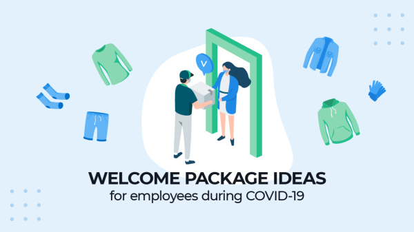 Welcome Swagpack ideas for Remote Employees