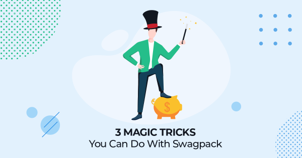 Magic Tricks You Can Do With Swagpack