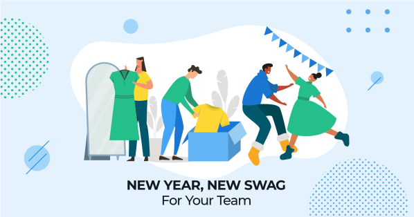 New year, new swag for your Team